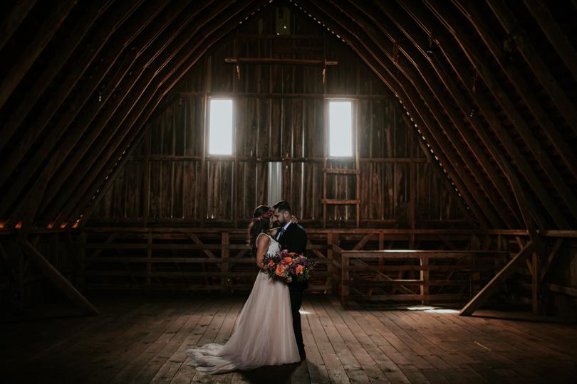 Hope Springs Farm, Mackenzie and Ricky, Wedding Photography, Springfield Missouri, Elise Abigail Photo
