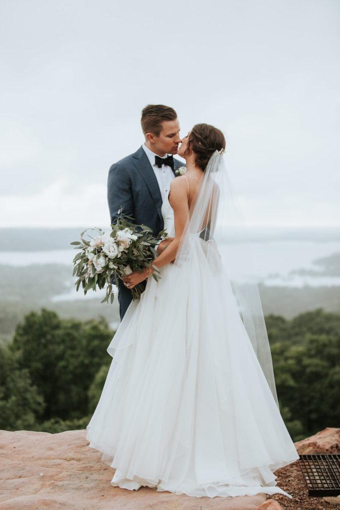 Hollie & Jason, Big Cedar Wedding, Elise Abigail Photo
